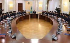 Meeting with the Ministry of Foreign Affairs leadership